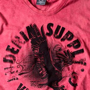 Camisetas estonadas
