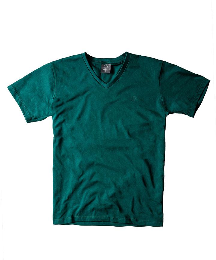5f7c5a96bd Camiseta Gola V Básica    Evasão - Atacado de Moda Masculina