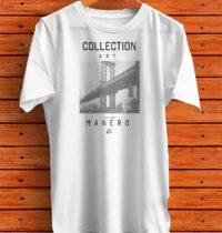 ref.545 camiseta conforto gola careca